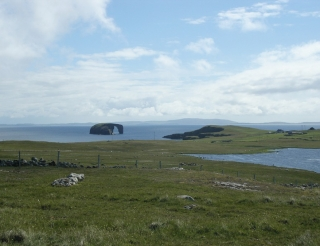 Eshaness, in North Mainland